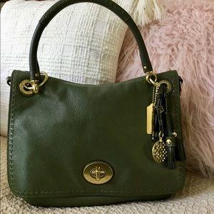COACH Limited Edition Hampton Leather Bag